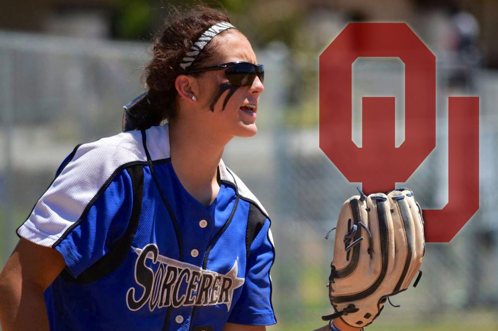 Grace Green Verbals To Oklahoma Sorcerer