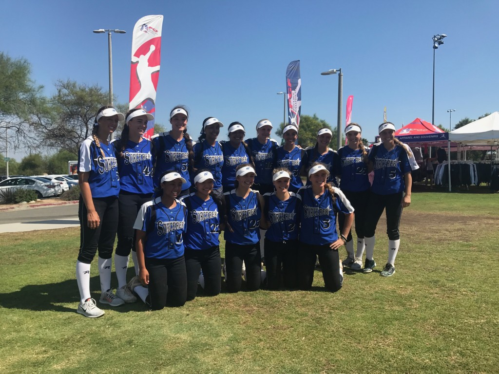 PGF Nationals Team Picture