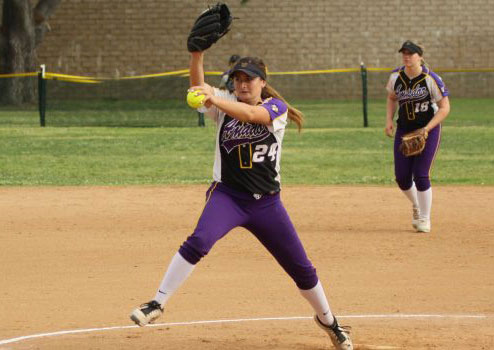 Danielle Williams – National Player of the Week!