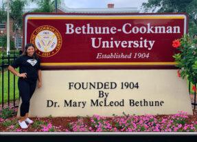 Hannah Ortega commits to Bethune-Cookman University!