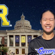 Allyson Kim commits to the  University of Rochester!