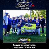 Sorcerer – Yoder 12U Zoom into June 12U Silver Champions