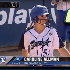Caroline Allman Commits to Cal Poly