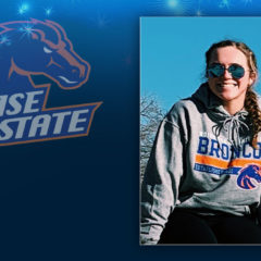 Hailey Hayes Accepts Scholarship to Boise State!