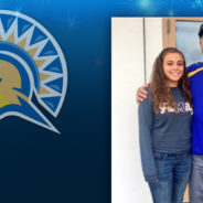 Hannah Clavelle Verbals to San Jose State!