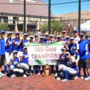 TCS 14U World Series – 1st Place