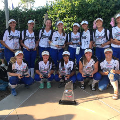 Sorcerer 14u Schroll take 2nd place at PGF Premier Nationals!