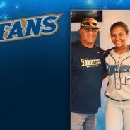 Kiana Parrish Verbals to Cal State Fullerton!