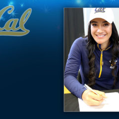 Nicole Hammoude Signs NLI to CAL!