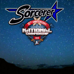 Sorcerer 18G – Williams finishes 13th in PGF Nationals!