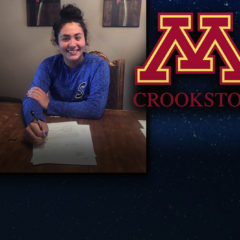Sofia Gombos commits to University of Minnesota – Crookston!