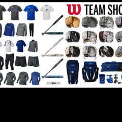 Wilson Team Shop Open